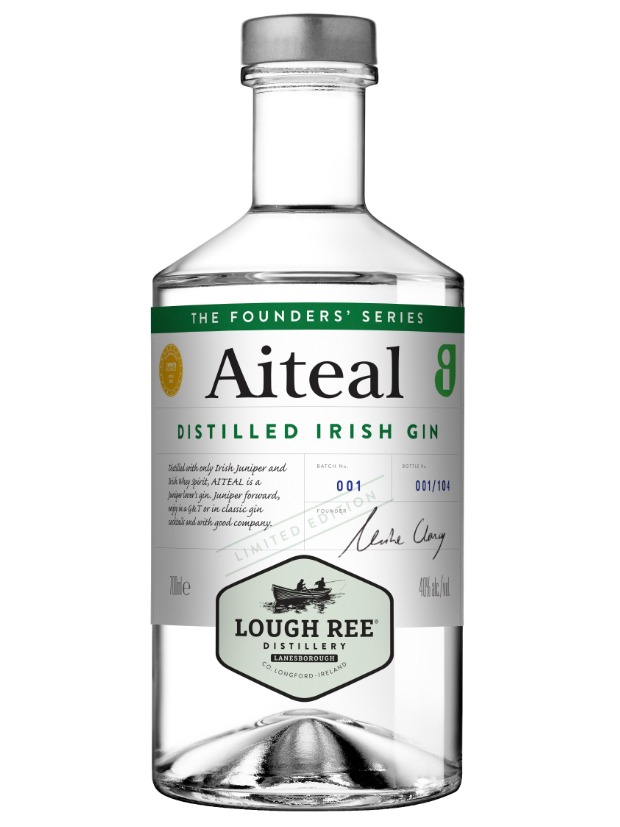 Recensione Aiteal Distilled irish Gin