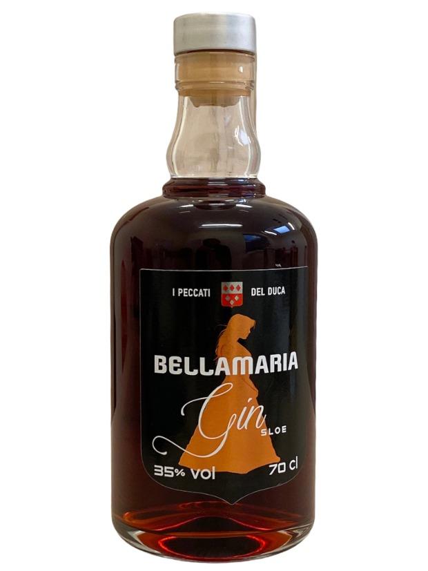 """Recensione Sloe Gin """"Bellamaria"""" – I Peccati del Duca Gin"""