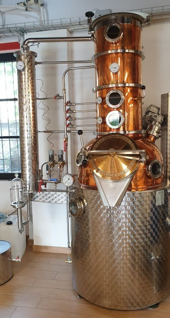 eugin distilleria indipendente