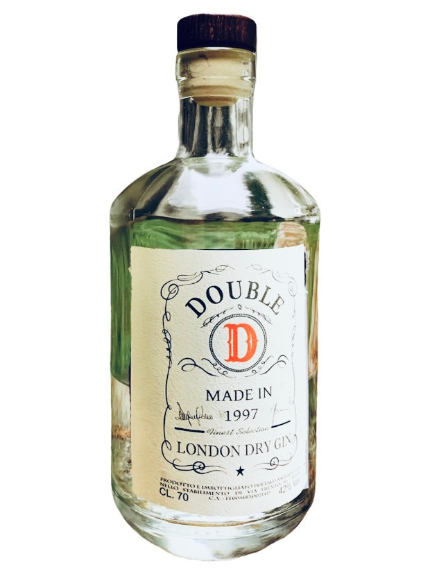Recensione Double D London Dry Gin