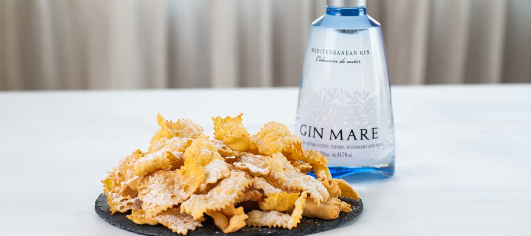 chiacchiere spiritose gin mare