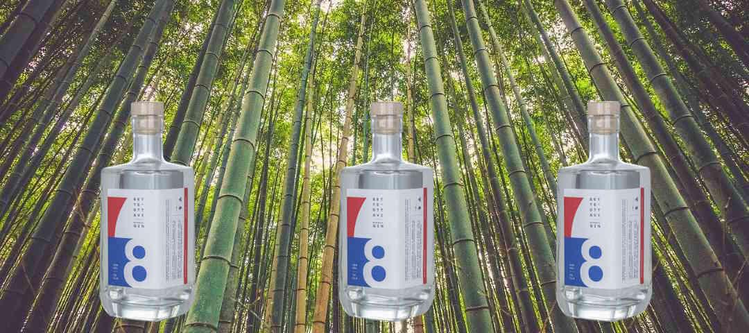 sette ottavi bamboo gin